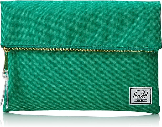 Herschel Supply Co. Carter - Bolso pequeño para mujer - Verde - talla única: Amazon.es: Ropa y accesorios