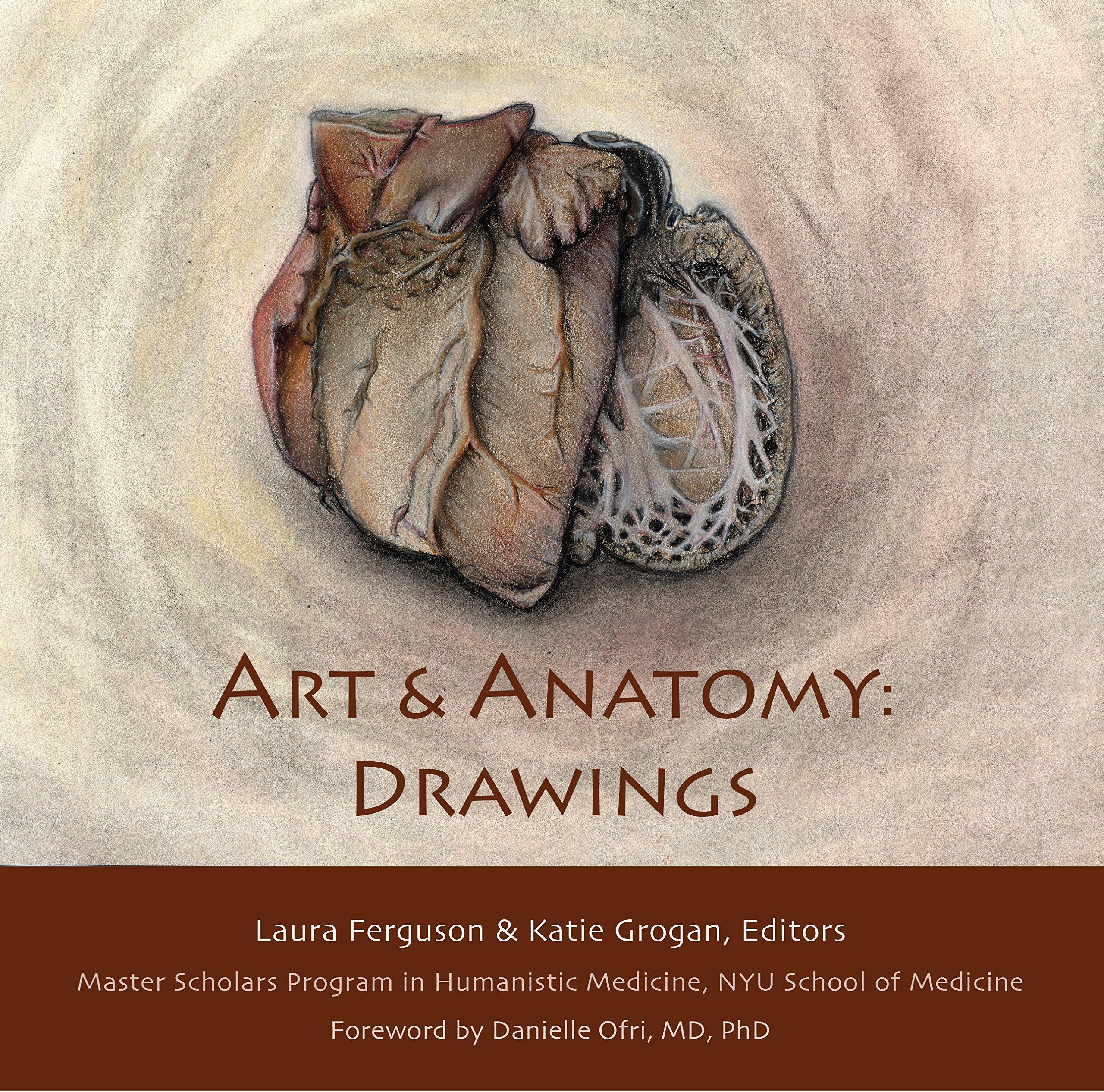 Art & Anatomy: Drawings: Laura Ferguson, Katie Grogan