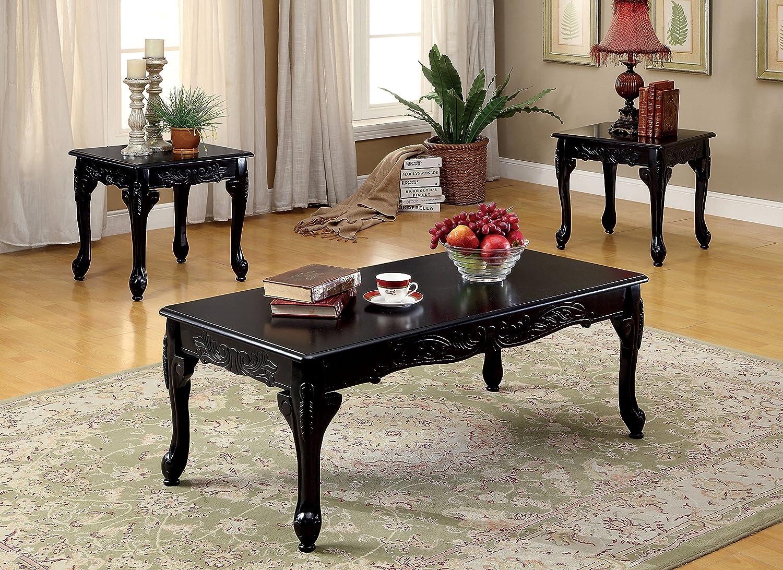 Living Room Furniture Home & Kitchen Black Furniture of ...