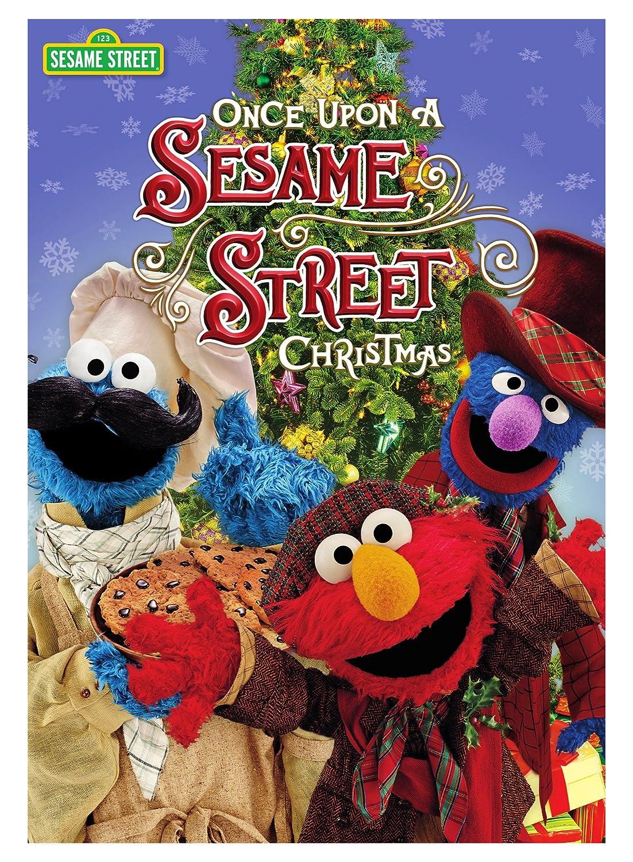 Amazon.com: Sesame Street: Once Upon A Sesame Street Christmas: Matt ...