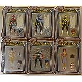 夢戦士 ウイングマン アクション フィギュア コレクション 全6種セット
