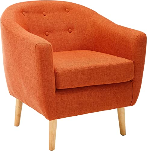 Christopher Knight Home Naveen Fabric Metropolitan Club Chair