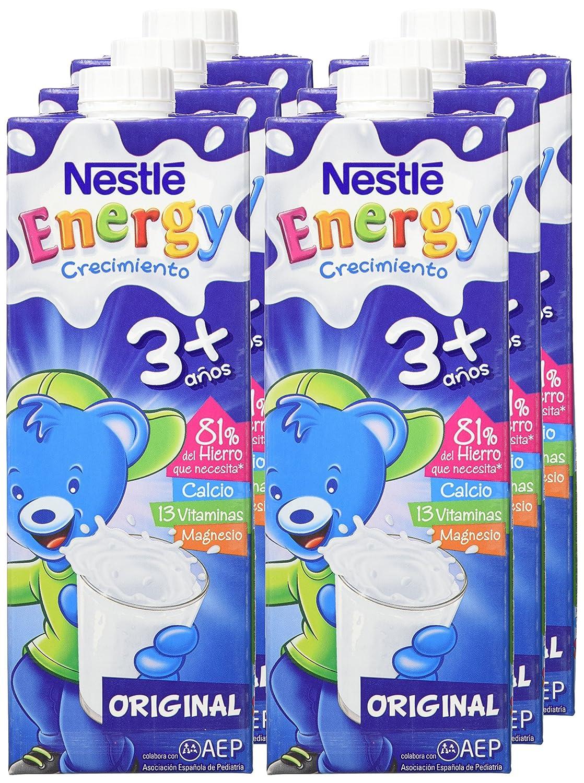 Nestlé - Energy Crecimiento Original A Partir De 2 Años 6 L: Amazon.es: Alimentación y bebidas