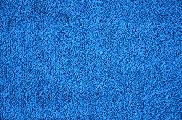 Amazon.com : Indoor/Outdoor Marina Blue Artificial Grass Turf Area ...