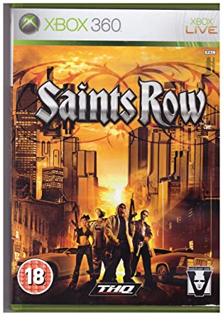 Saints Row (Xbox 360): Amazon co uk: PC & Video Games