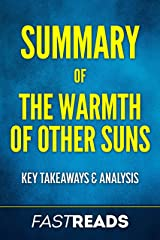Summary of The Warmth of Other Suns: Includes Key Takeaways & Analysis Kindle Edition