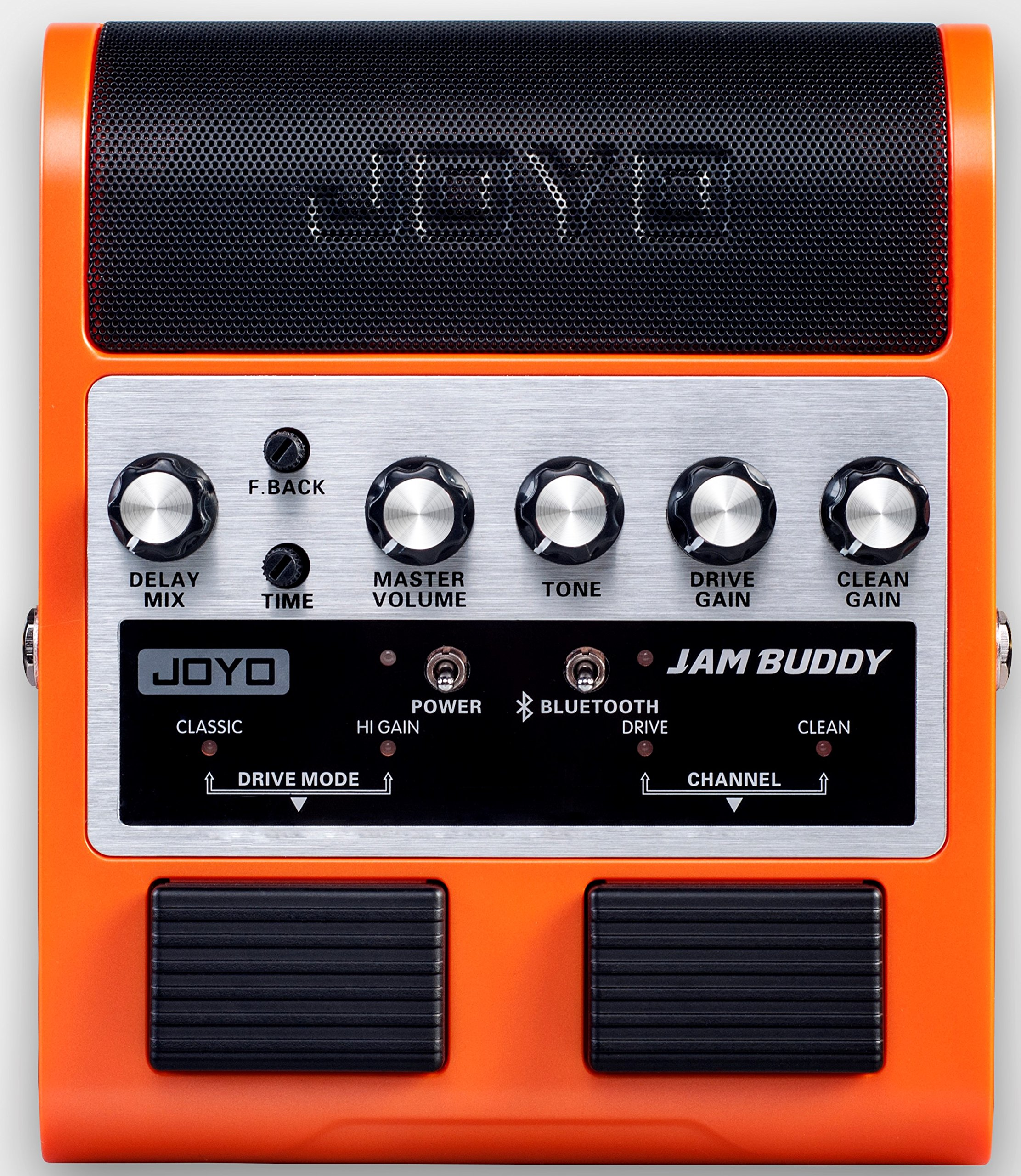 Joyo JAM BUDDY Dual channel 2x4W Pedal Guitar Amp by JOYO
