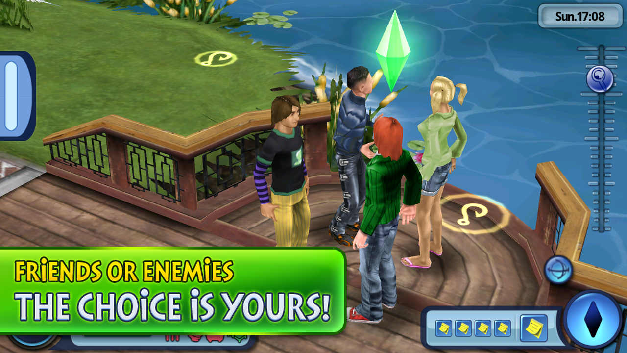 The Sims 3 (Kindle Tablet Edition)