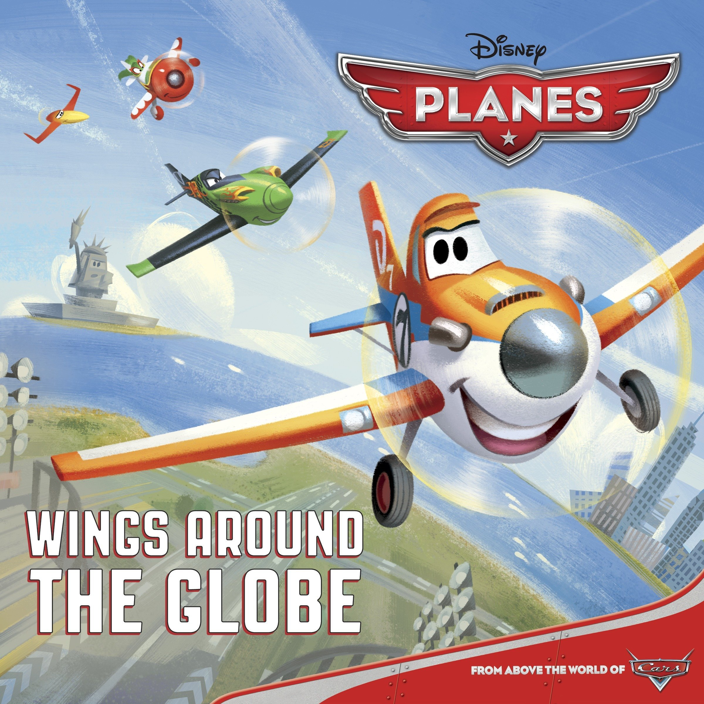 Wings Around the Globe (Disney Planes) (Pictureback(R))