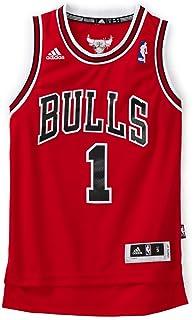 Amazon com : NBA Chicago Bulls Derrick Rose Swingman Jersey