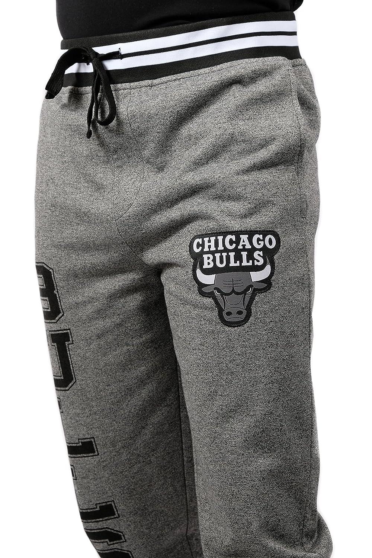 Ultra Game NBA Mens Active Fleece Jogger Sweatpants