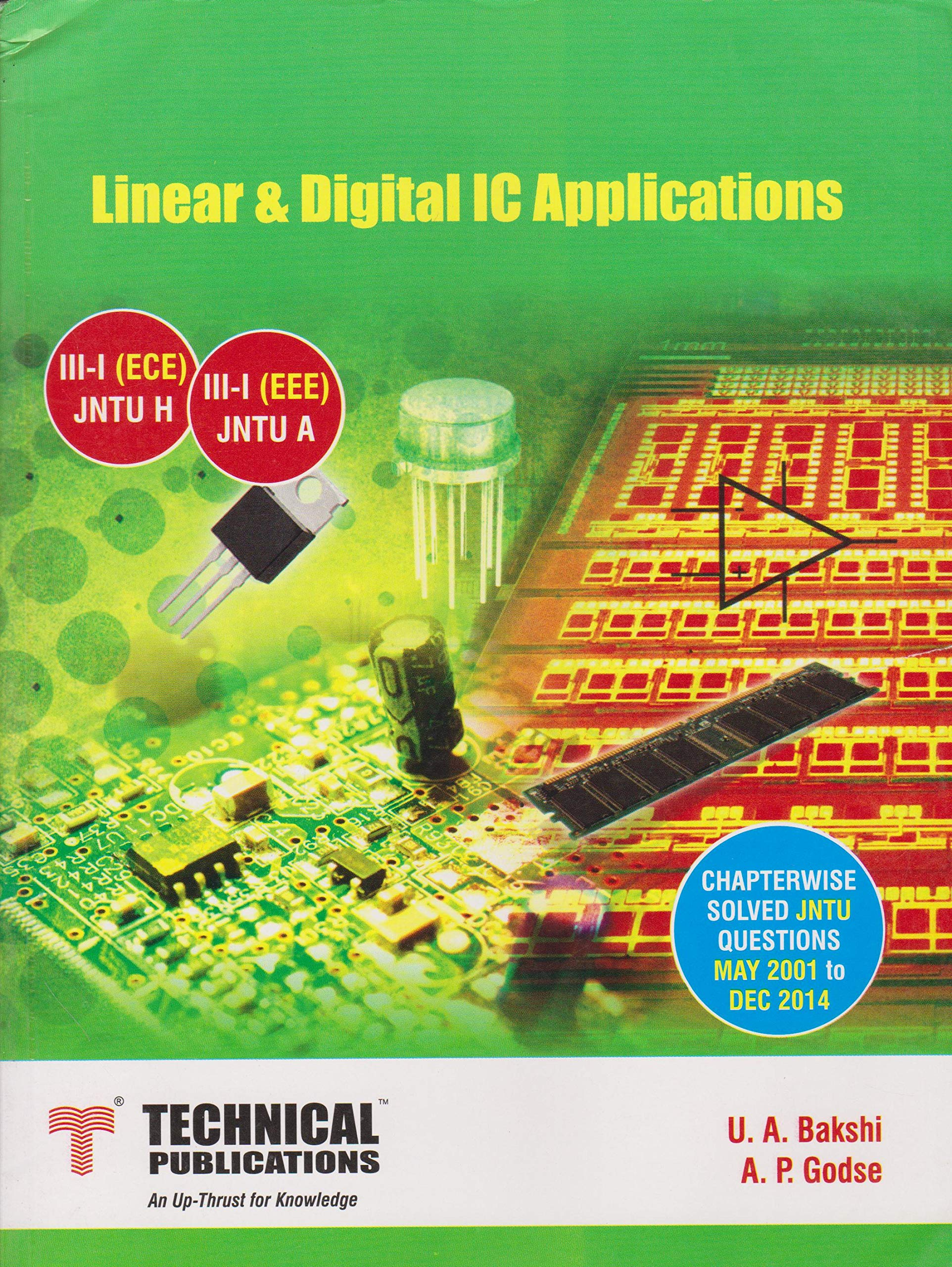 Linear Integrated Circuits Book By Bakshi Pdf
