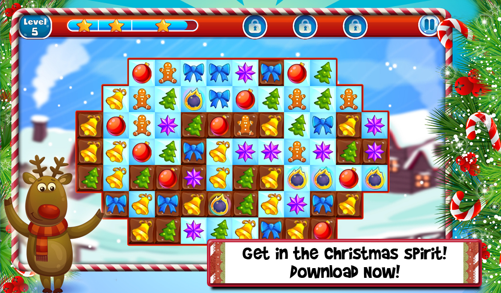 amazoncom christmas sweeper 2 appstore for android