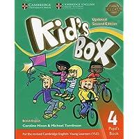Kid's box. Level 4. Per la Scuola elementare. Con e-book. Con espansione online. Con libro: Pupil's book