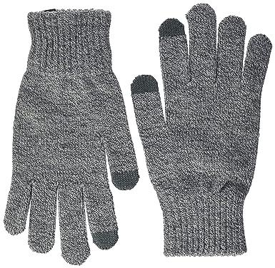 33e2ba366c7f3e JACK   JONES Herren Handschuhe JACMELANGE Knitted Gloves LTD