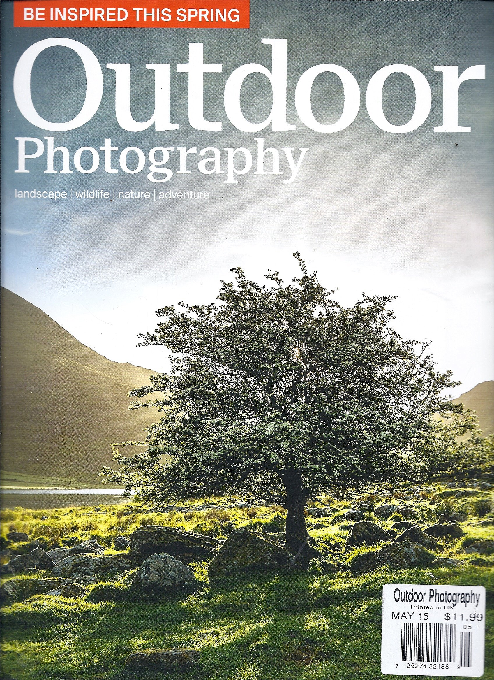 Read Online Outdoor Photography (May 2015) PDF