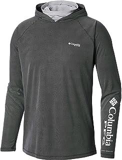 8070ecd7f Amazon.com: Columbia Women's PFG Tidal Deflector Zero Hoodie: Clothing