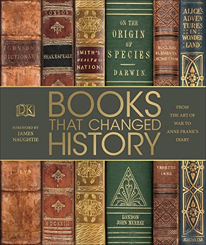 Books That Changed History (Dk)