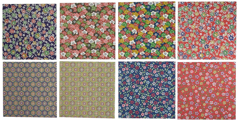 Piegare ' Ems Origami carta 5, 875 Yuzen pezzi-24 II 875 Yuzen pezzi-24 II Yasutomo 4307