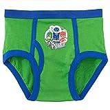 PJ Masks Boys' Catboy Gekko Owlette Underwear 5