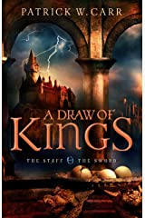 A Draw of Kings (The Staff and the Sword) Kindle Edition