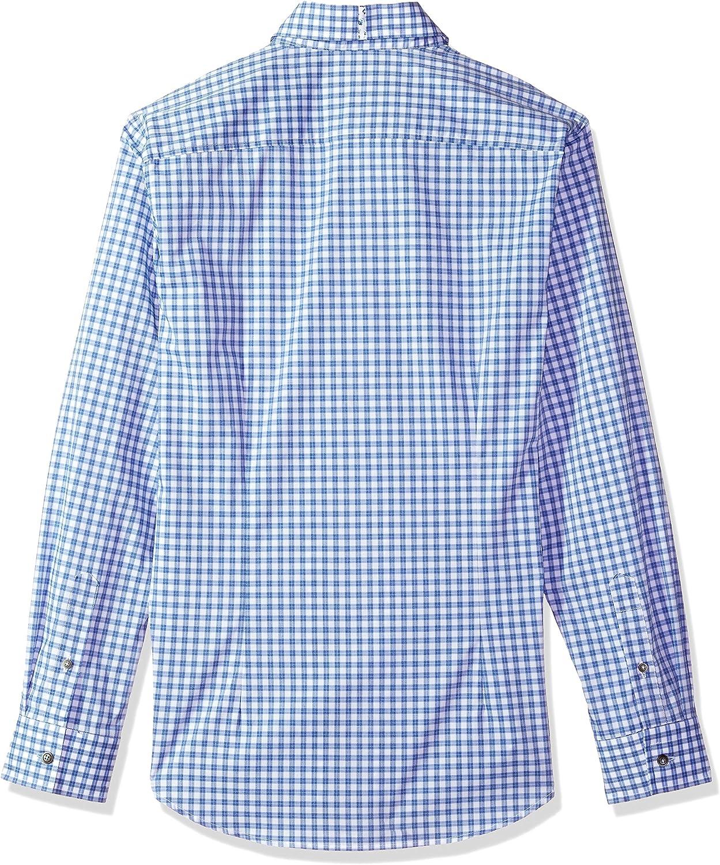 Robert Graham Mens Rye Long Sleeve Slim Fit Shirt
