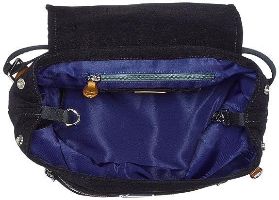 Kipling - On A Roll, Mochilas Mujer, Blau (Urban Blue), One Size: Amazon.es: Zapatos y complementos