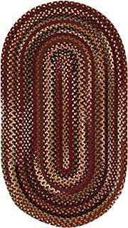 product image for Capel Bangor Cinnamon Rug Rug Size: Concentric Square 5'6""