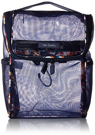 8057aaf55ca4 Amazon.com  Vera Bradley Lighten Up Hanging Shower Caddy