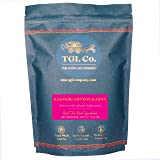 TGL Kashmiri Kahwa Green Tea Loose Leaf Cholesterol Control Tea - 100g Pouch (Makes 50 Cups)