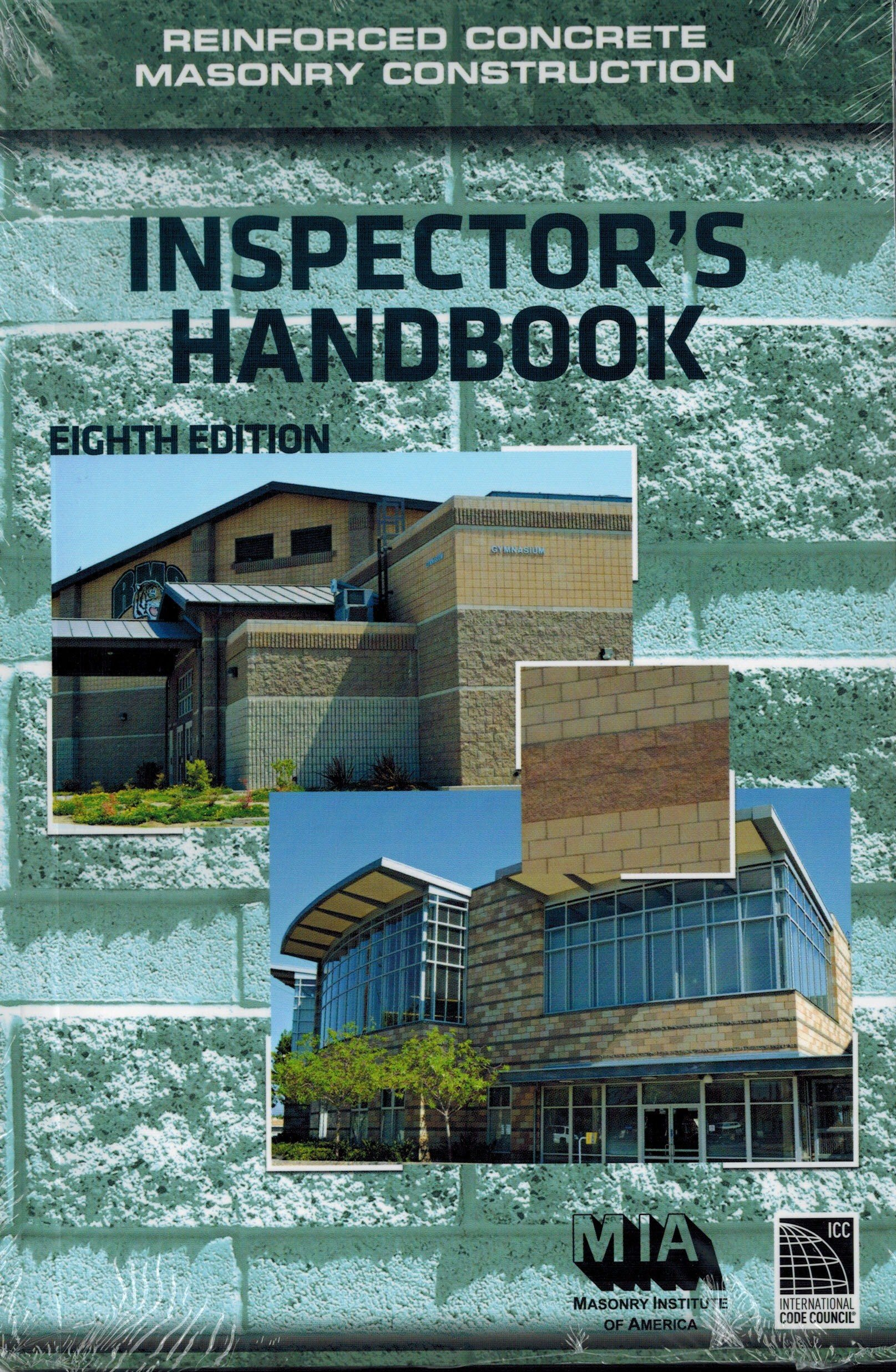 Reinforced concrete masonry construction inspectors handbook 8th reinforced concrete masonry construction inspectors handbook 8th edition 9780940116566 amazon books fandeluxe Image collections