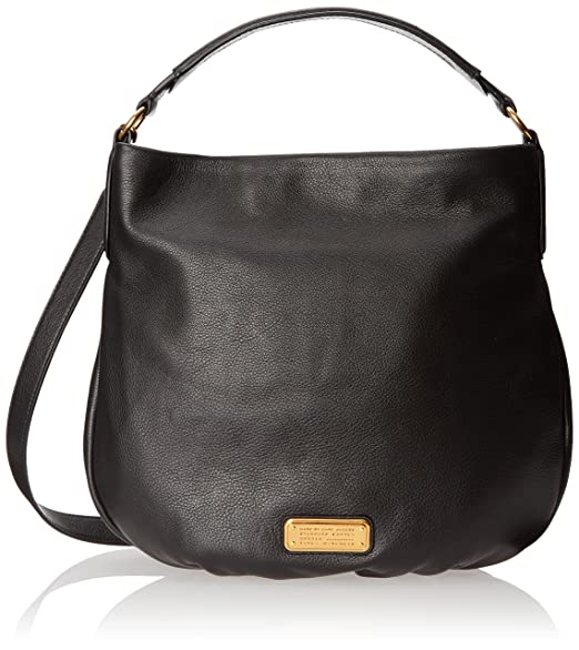 Afholte Amazon.com: Marc by Marc Jacobs New Q Hillier Convertible Hobo ML-65
