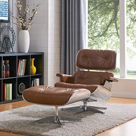 Pleasant New Pacific Direct Grayson Lounge Accent Chairs Distressed Caramel Aluminium Ibusinesslaw Wood Chair Design Ideas Ibusinesslaworg