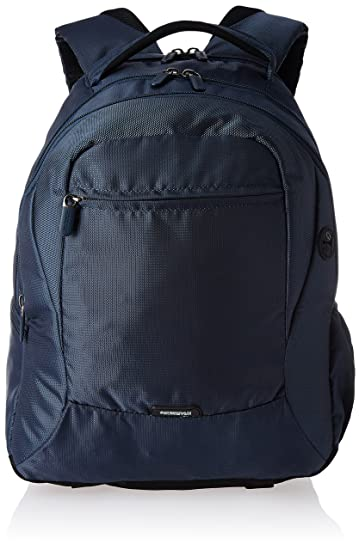 afc0be5e0c American Tourister 27 Lts Blue Casual Backpack (61W (0) 01 301 ...