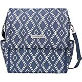 petunia pickle bottom Glazed Boxy Backpack Indigo
