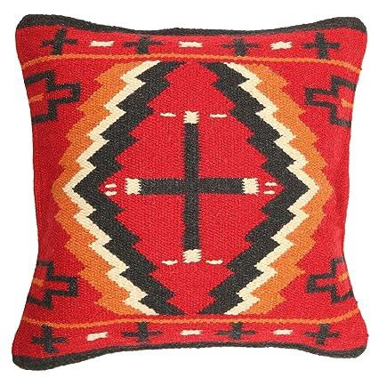 Amazon El Paso Designs Throw Pillow Cover 40 X 40 Hand Woven Custom Southwest Decorative Pillows