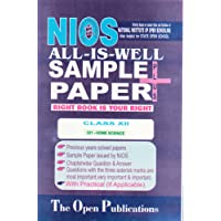 NIOS TEXT 321 HOME SCIENCE 321 NIOS ENGLISH MEDIUM ALL-IS-WELL SAMPLE PAPER PLUS +