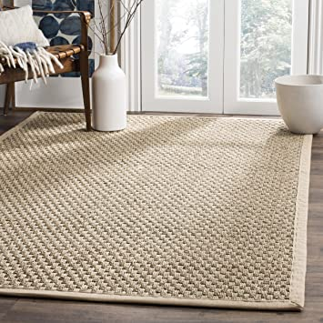 Amazon Com Safavieh Natural Fiber Collection Nf114a Basketweave