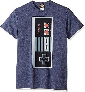 136fbfe0f79b Nintendo Mens So Mario T-Shirt: Amazon.ca: Clothing & Accessories