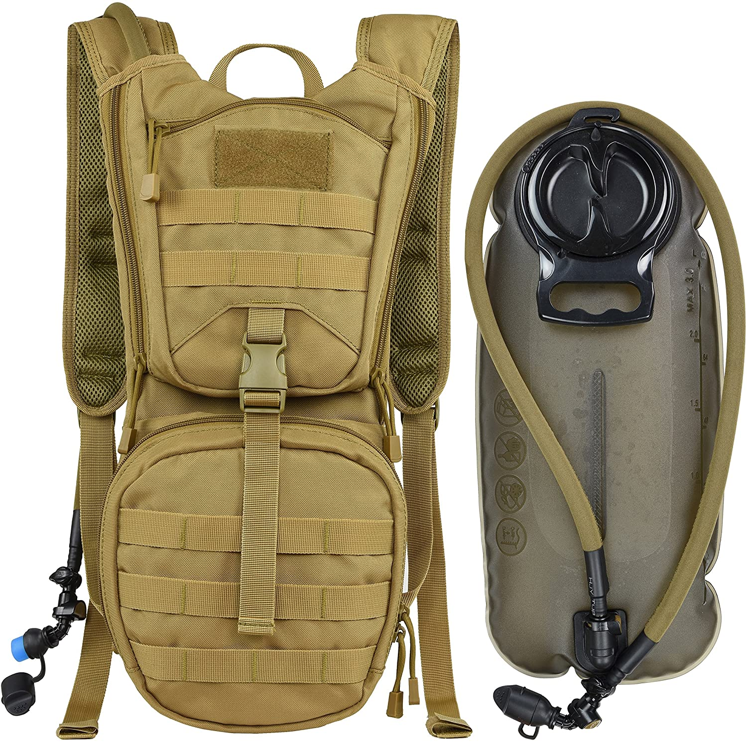 Marchway Tactical Molle Backpack