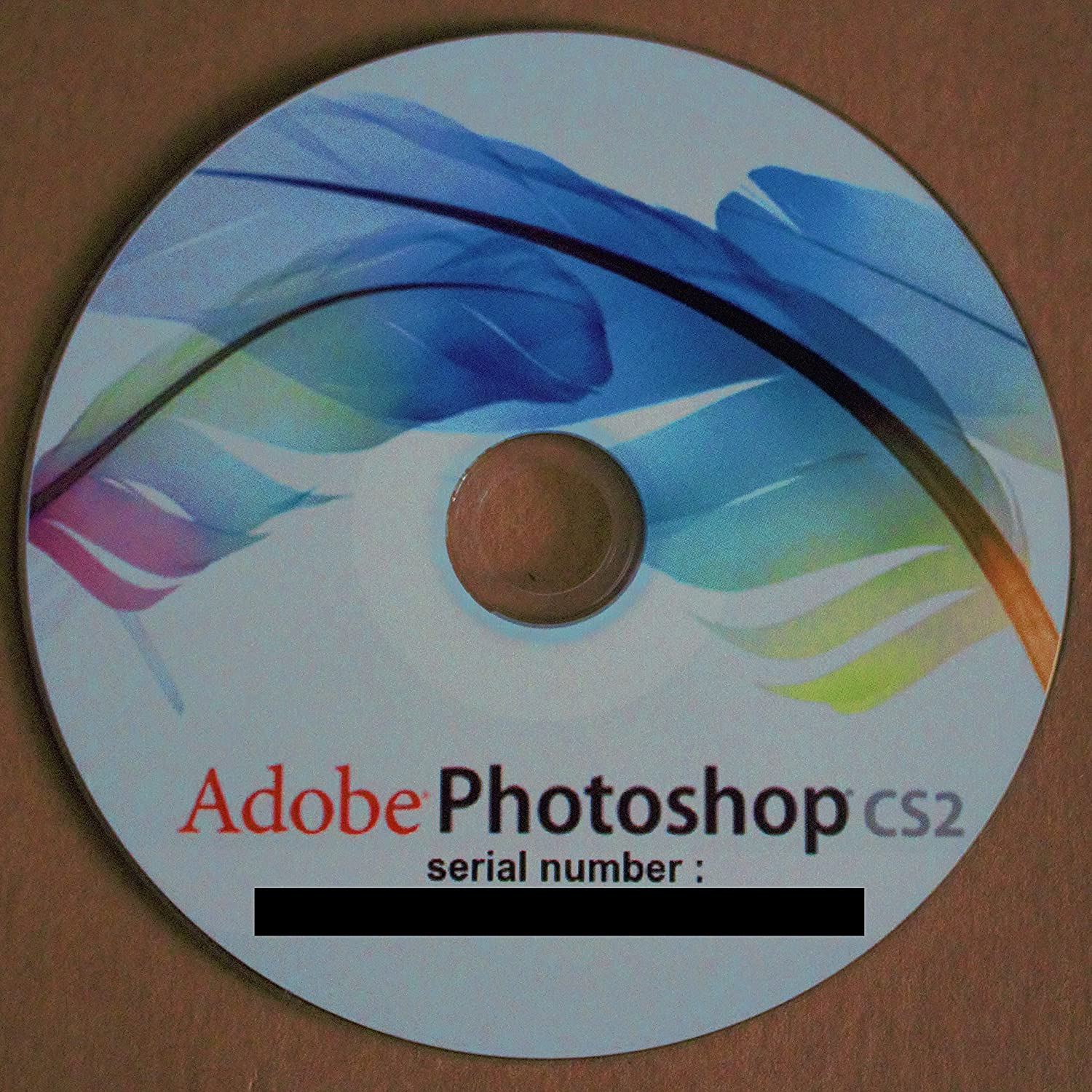 serial number for adobe photoshop cs2 full version