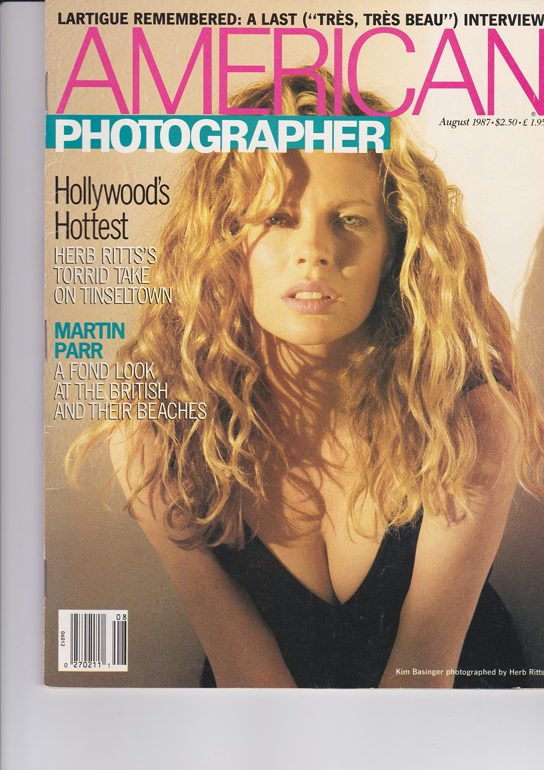 american photographer kim basinger 1987 herb ritts