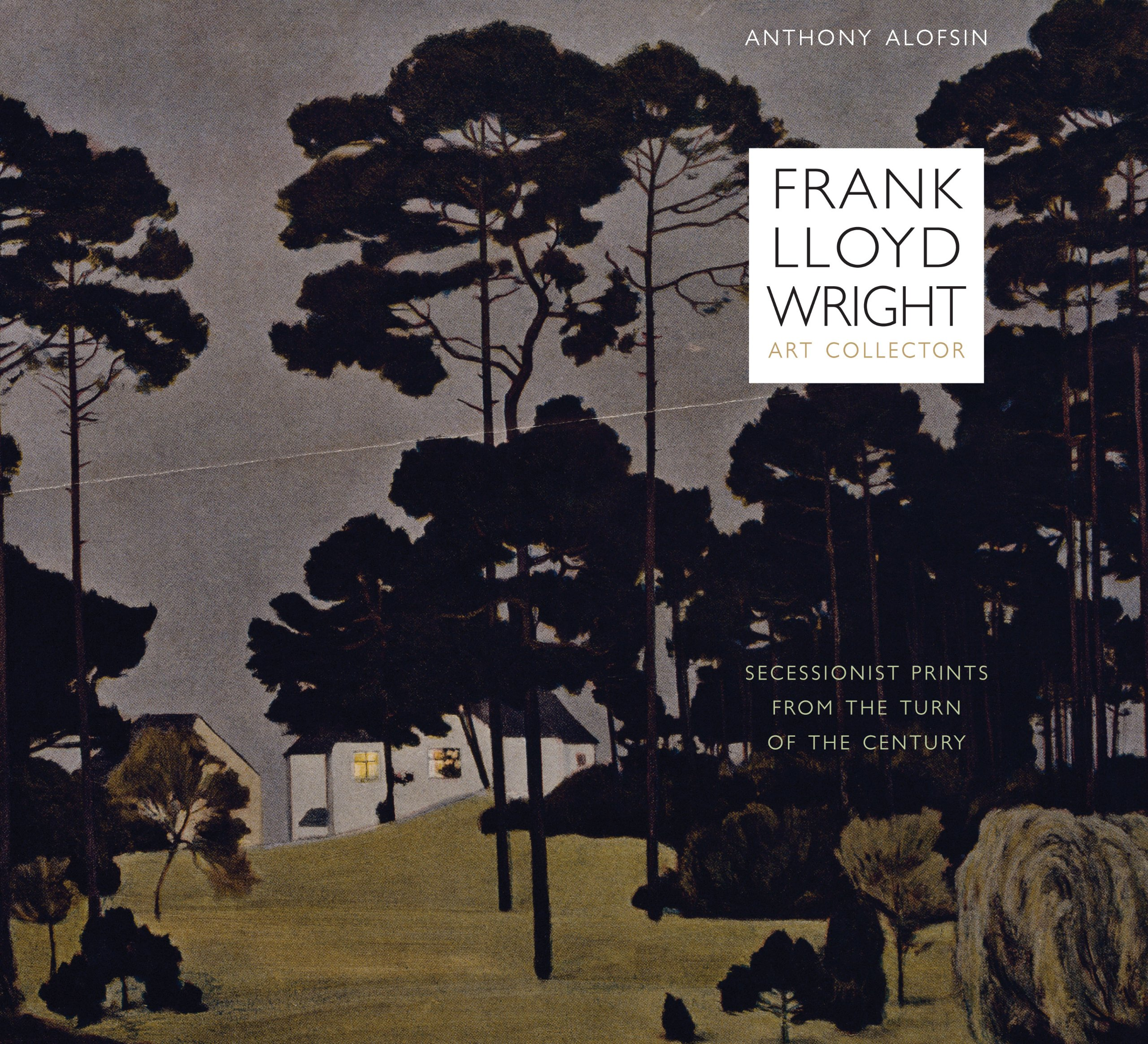 Frank Lloyd Wright, Art Collector: Secessionist Prints from the Turn of the Century (Roger Fullington Series in Architecture) PDF