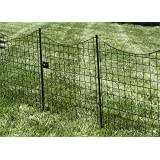 Zippity Outdoor Products WF29012 Black Metal Gate, 41""