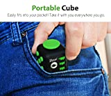 Best Fidget Cube By Zippi. Prime Desk Toy. Reduce