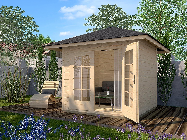 Weka Gartenhaus 177 4-Eck Größe 2