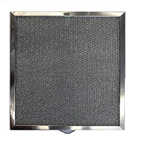 Replacement Range Hood Filter Compatible with Broan/Nutone Model S99010316-11-1/4 x 11-3/4 x 3/8 inches (1-Pack)