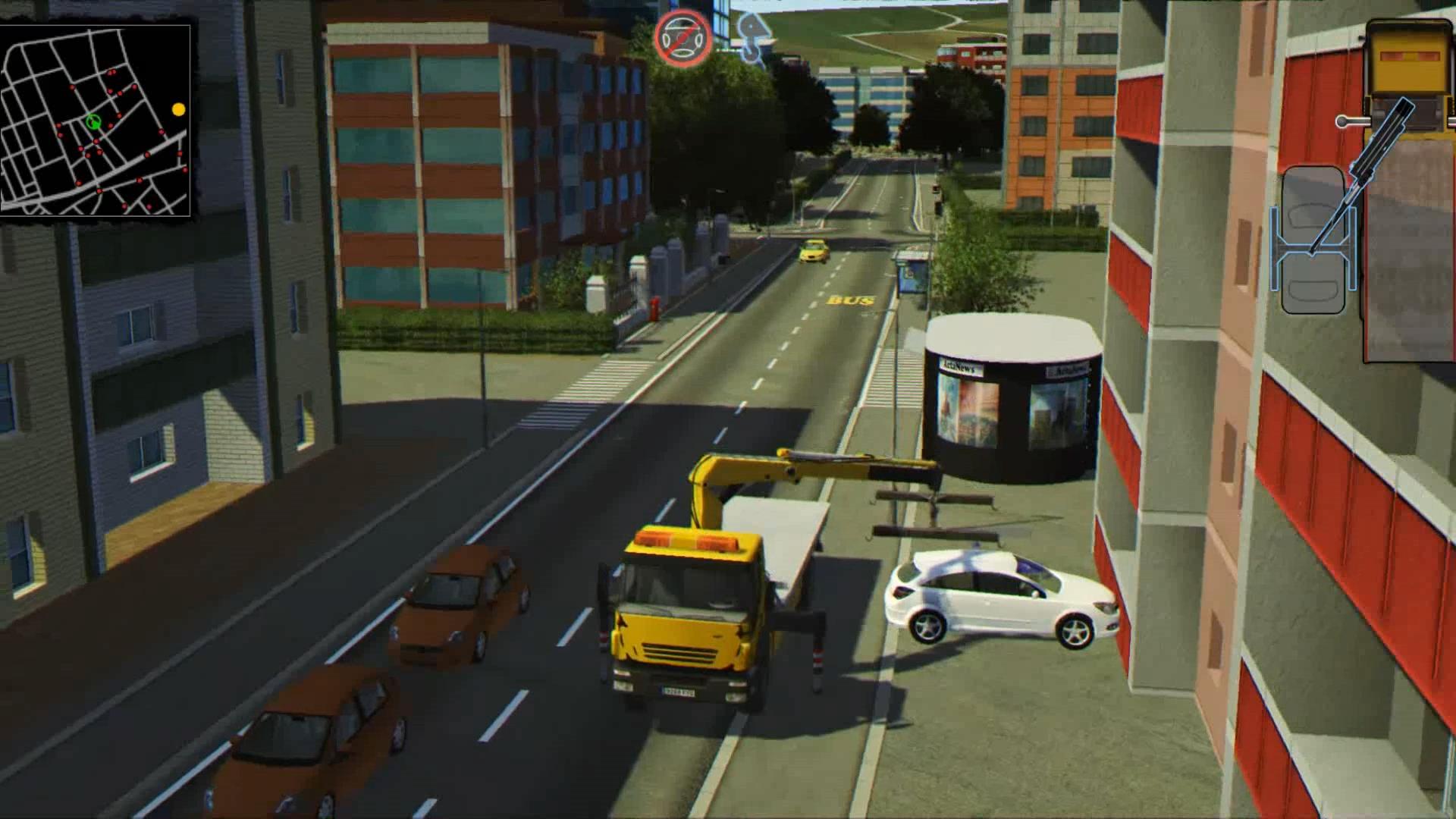 Amazon com: Towtruck Simulator 2015 [Online Game Code
