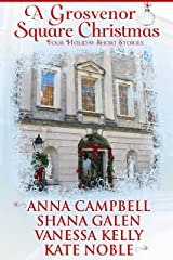A Grosvenor Square Christmas Kindle Edition