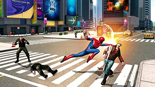 Amazon com: The Amazing Spider-Man 2: Appstore for Android